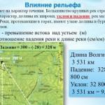 Самая большая река в России