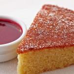 Как приготовить манник на кефире в духовке, пошаговый рецепт пирога манник