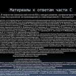 Вольнолюбивая лирика А. С. Пушкина