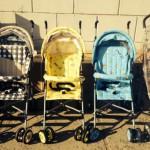 Детские коляски в Омске