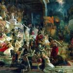 Вавилонский царь Валтасар