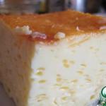 Рецепт Молозиво запеченное из коровьего молока в домашних условиях