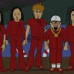 Отличная загадка группы Korn о пиратском призраке