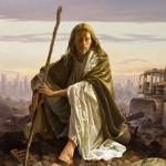 Христос в пустыне (картина Крамского)
