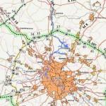 История возникновения проекта Центральной Кольцевой Автомобильной Дороги — ЦКАД