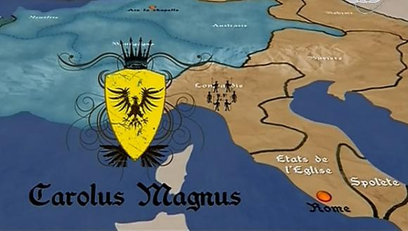 Карл великий стал императором в каком году