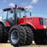 Тракторы сельскохозяйственные в России