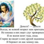 Пушкин о мздоимстве. Скупой рыцарь. Моцарт и Салье
