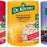 Хлебцы и Каша Доктор Кёрнер
