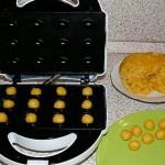Как приготовить орешки со сгущенкой