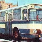 Коробка передач городского автобуса ЛиАЗ-677