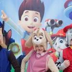 Московское шоу ростовых кукол «Щенячий патруль»